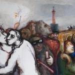Юрий Гусев. МСТА. Предоставлено: Музей современного искусства Эрарта, Санкт-Петербург.