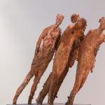 """Выставка """"Здесь могло быть ваше название"""". Предоставлено: Государственный музей городской скульптуры, Санкт-Петербург."""