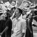 """Жерар Юфера """"Музей современного искусства (МОМА)"""" Нью-Йорк, около 2018. © Gérard Uféras Предоставлено: Мультимедиа Арт Музей, Москва."""
