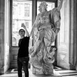 """Жерар Юфера """"Лувр"""" Париж, март 2017. © Gérard Uféras Предоставлено: Мультимедиа Арт Музей, Москва."""