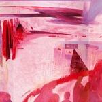 """Элиде Кабасси """"Красная зима"""" 1994. Предоставлено организаторами выставки."""